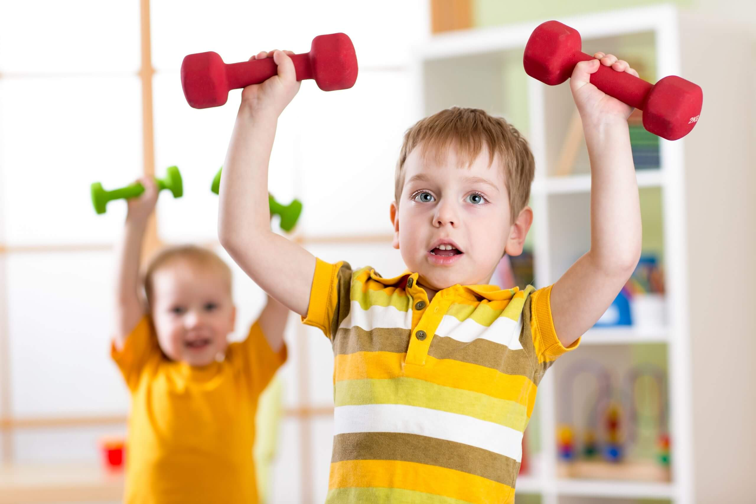 Los 10 hábitos saludables más importantes para enseñar a sus hijos