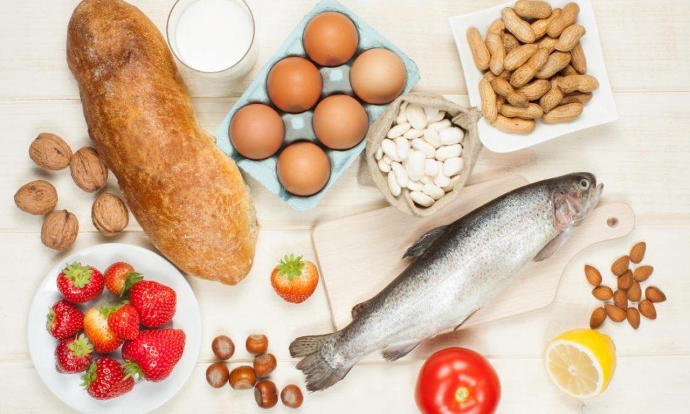 prevenir alergias a los alimentos