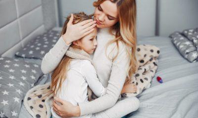 5 formas inteligentes de mantenerte saludable cuando tus hijos están enfermos